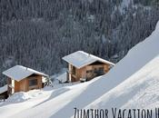 Peter Zumthor vacation home