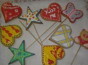 Sorprende unas galletas Valentín