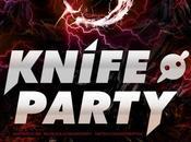 Alive Disco Donnie presentan: Knífe Party