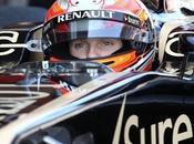 Grosjean admite sentirse comodo para esta temporada