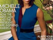 Michelle Obama portada revista Vogue