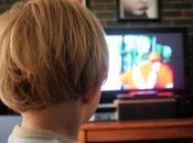niños grandes consumidores televisión