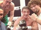 DeNiro retrasan pelea ring