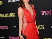 ¡Selena Gomez Premiere Spring Breakers!
