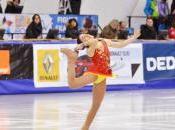 –PATINAJE SOBRE HIELO–Festival Olimpico Juventud Europea (FOJE)