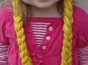 Pequeña Rapunzel
