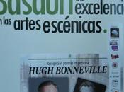 [Reportaje] Ceremonia entrega Premio Basauri 2013 Hugh Bonneville