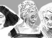 Homenaje Chavela Vargas, Cesária Évora Mercedes Sosa. Rebeldía, sentimiento
