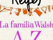 familia Walsh A-Z, escrito Mamá Walsh, Marian Keyes