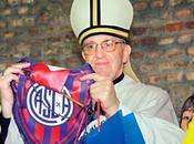 ¿Llegó Stéfano jugar partido fútbol Papa?