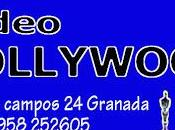 Video Hollywood Granada presenta novedades ABRIL