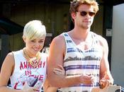 Liam Hemsworth está cansado comportamiento Miley Cyrus