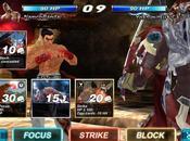 Tekken Card Tournament cuenta nuevas betas públicas