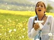 Comienza época alergias