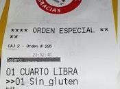Hamburguesas gluten McDonald's