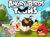 Angry Birds Toons: episodios pájaros famosos
