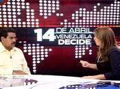 Maduro goza horas televisión pero Capriles minuto
