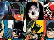 ¿Hay solo Batman? diferentes estilos
