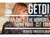 Vivian Girls Horrors Set) protagonizan Dirty Sessions Madrid Barcelona