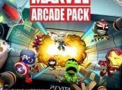 Anunciado Marvel Arcade Pack para LittleBigPlanet Vita