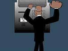 ¿Que hacer cajero automático retiene tarjeta crédito?