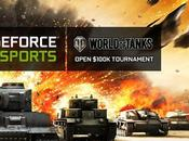 NVIDIA invita Torneo Global Abierto World Tanks