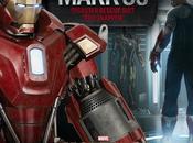 nuevas armaduras 'Iron listado Banda Sonora