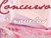 Ganadoras sorteo Valentín