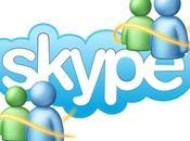 Como pasar Messenger Skype