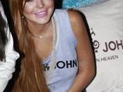 ¡Lindsay Lohan twittea está embarazada!