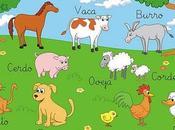 Canciones animales inglés