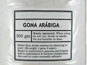 Cómo preparar medium goma arábiga