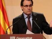 Cataluña está emergencia económica peligra autogobierno, según presidente