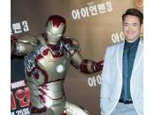 Marvel Studios comienza Gira Mundial Iron