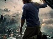 Nuevo Cartel 'Guerra Mundial Brad Pitt cabeza