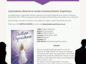 Destino Caprichoso novela romántica Florencia Lema
