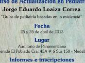 Curso Actualización Pediatría Abril 2013