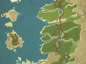 City Prints, mapas reales ciudades ficticias