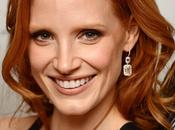 Jessica Chastain incorpora Crimson Peak
