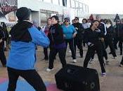 éxito concluyó semana actividad física salud Punta Arenas
