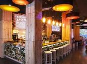 Restaurante Costello Río, mañana noche junto Matadero Madrid