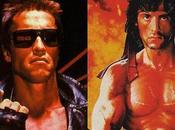 ¿Arnold Schwarzenegger Sylvester Stallone?