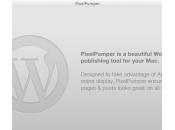 PixelPumper, publica blog desde