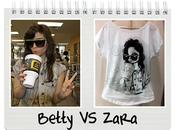 Zara inspira Betty