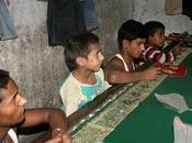 Explotación laboral niños India