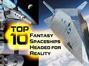naves espaciales podrían realidad