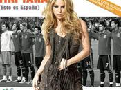 Shakira presenta nueva canción mundial