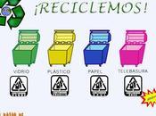 Nuevo contenedor reciclaje