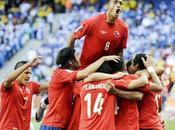 Chile derrota Honduras
