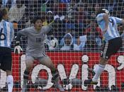 Argentina golea Corea